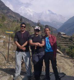 Sarangkot-Dhampus-Hike