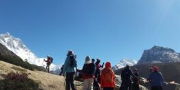 Everest Panorama treks