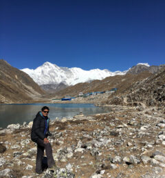 gokyo-second-lake