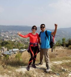1 days hiking Nagarkot