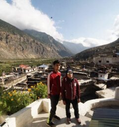 jomsom and muktinath tour