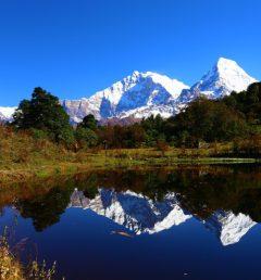 Mohara danda Trekking in Nepal