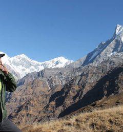 Mardhi Himal trekking in nepal,