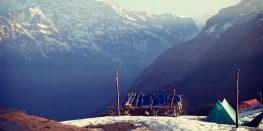 PIkey Peak- treks -Everest