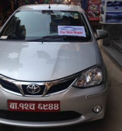 CarJeep rental in nepal