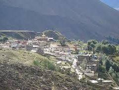 #Muktinath Village