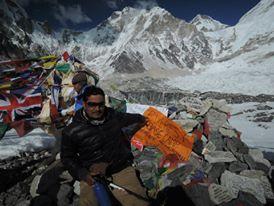 12 days Everest base camp treks
