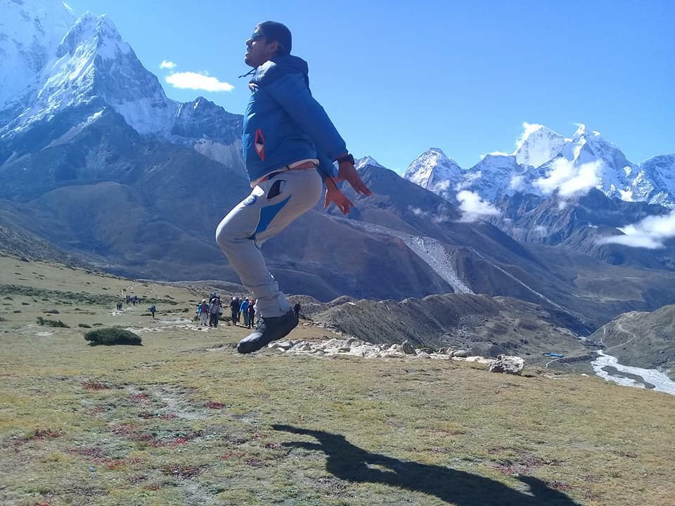 An amazing journey to Gokyo Lakes, Cho La Pass, and EBC